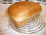 Baking a 2lb Home-made Bread Loaf Video