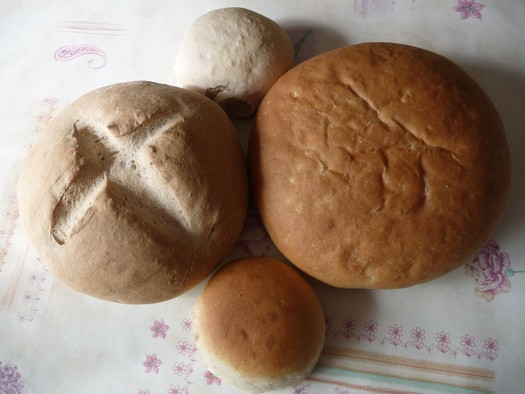 Baking Bread at Home - Good and Bad Flour