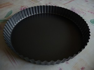 Tesco Professional Fluted Quiche Pan