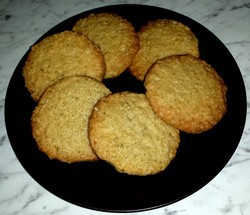 Simple Home-made Biscuits