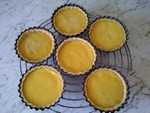 Lemon Tart or Tarte au Citron Recipe