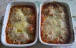 Beef Meatball recipe with tomato & cheese