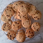 Oat biscuit recipe with sultanas