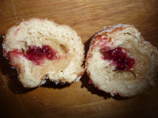 Jam Doughnuts Not Proved Enough - Raw